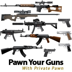 Pawn Your Guns Privately with Pawn Now in Scottsdale, Arizona