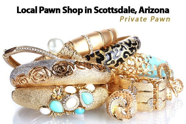 Private Pawn is your convenient private pawn store located in Scottsdale AZ