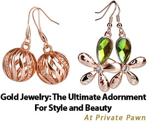 Gold Jewelry: The Ultimate Adornment for Arizonan Style and Beauty