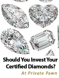 Should You Invest Your Certified Diamonds?