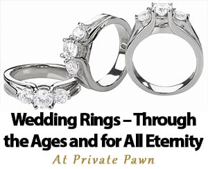Wedding Rings - Through the Ages and for All Eternity