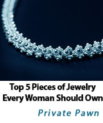 Top 5 Pieces of Jewelry Every Woman Should Own