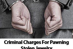 Jason Smith Discusses the Criminal Charges in Chandler For Pawning Stolen Jewelry