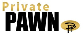 pawn private Mobile Logo